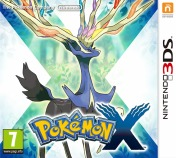 Cover Pokémon X (3DS)