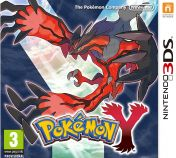 Cover Pokémon Y (3DS)