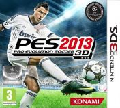 Cover Pro Evolution Soccer 2013 3D