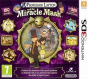 Cover Professor Layton e la Maschera dei Miracoli