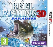 Cover Reel Fishing Paradise 3D