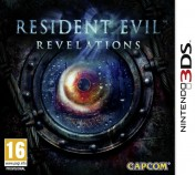 Cover Resident Evil Revelations (3DS)
