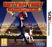 Cover Rhythm Thief e il Tesoro dell'Imperatore (3DS)