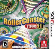 Cover RollerCoaster Tycoon 3D