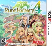 Cover Rune Factory 4