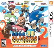 Cover Sega 3D Classics Collection (3DS)