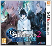 Cover Shin Megami Tensei: Devil Survivor 2 Record Breaker (3DS)