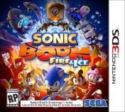 Cover Sonic Boom: Fire & Ice