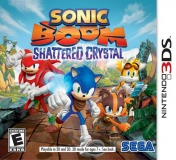 Cover Sonic Boom: Shattered Crystal