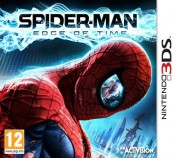 Cover Spider-Man: Edge of Time (3DS)