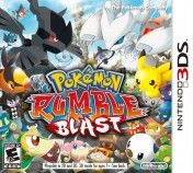 Cover Super Pokémon Rumble (3DS)