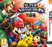 Cover Super Smash Bros. for Nintendo 3DS