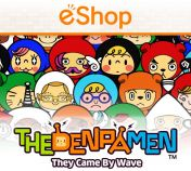 Cover The Denpa Men: They Came By Wave (3DS)