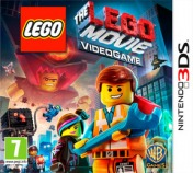 Cover The LEGO Movie Videogame (3DS)