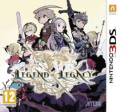 Cover The Legend of Legacy