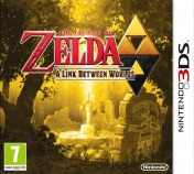 Cover The Legend of Zelda: A Link Between Worlds (3DS)