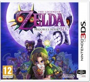 Cover The Legend of Zelda: Majora's Mask 3D (3DS)