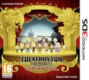 Cover Theatrhythm Final Fantasy: Curtain Call