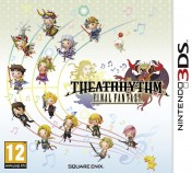 Cover Theatrhythm Final Fantasy