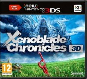 Cover Xenoblade Chronicles (3DS)