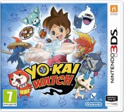Cover YO-KAI Watch (3DS)