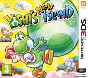 Cover Yoshi's New Island (3DS)