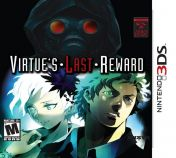 Cover Zero Escape: Virtue's Last Reward