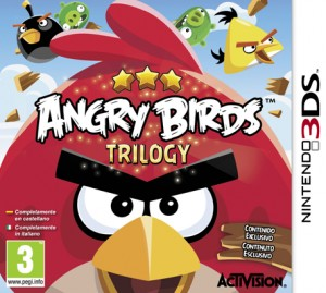 Cover Angry Birds Trilogy
