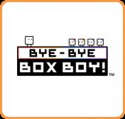 Cover BYE-BYE BOXBOY!