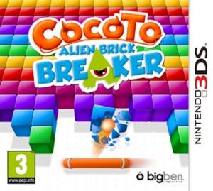 Cover Cocoto: Alien Brick Breaker