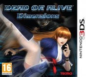 Cover Dead or Alive: Dimensions