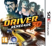 Cover Driver Renegade 3D