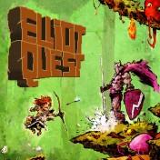 Cover Elliot Quest (3DS)