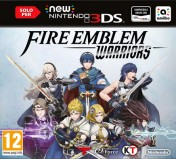 Cover Fire Emblem Warriors