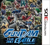 Cover Gundam The 3D Battle (3DS)