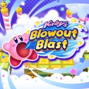Cover Kirby's Blowout Blast (3DS)