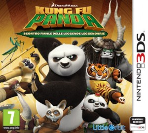 Cover Kung Fu Panda: Showdown of Legendary Legends (3DS)