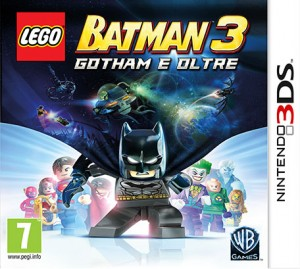 Cover LEGO® Batman™ 3: Beyond Gotham (3DS)