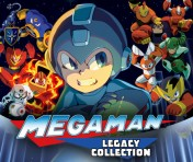 Cover Mega Man Legacy Collection