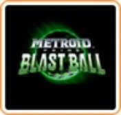 Cover Metroid Prime: Blast Ball (3DS)