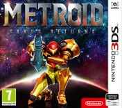 Cover Metroid: Samus Returns