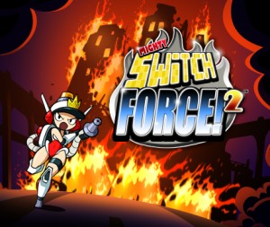Cover Mighty Switch Force! 2 (3DS)
