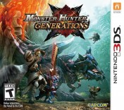Cover Monster Hunter Generations