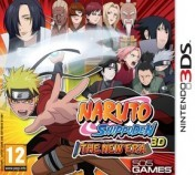 Cover Naruto Shippuden: The New Era 3D