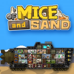 Cover Of Mice And Sand