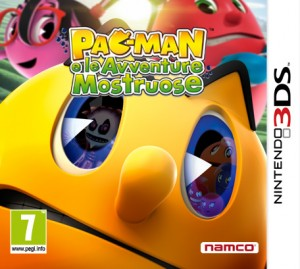 Cover PAC-MAN and the Ghostly Adventures