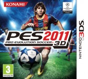Cover PES 2011 3D - Pro Evolution Soccer