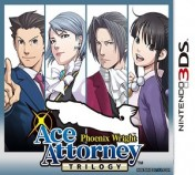Cover Phoenix Wright: Ace Attorney Trilogy (3DS)
