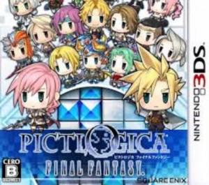 Cover Pictlogica Final Fantasy