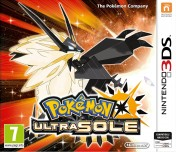 Cover Pokémon Ultra Sun (3DS)